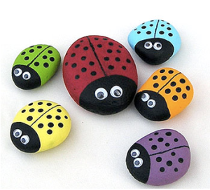 Ladybugs from ParentingMag