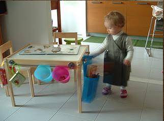 That Ikea Latt Table Hack