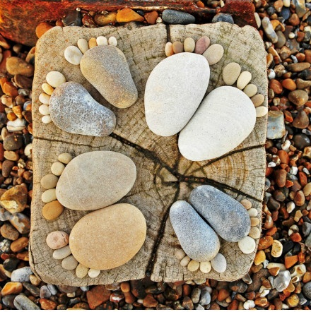 Flickr: Iain Blake Rocky Feet