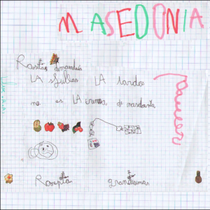 Kids Draw and Cook Masedonia by Lluc