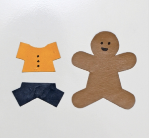 Spoonful Gingerbread clothes