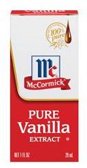 McCormick Pure Vanilla
