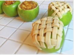 Domestic Dilettante Apple Pie