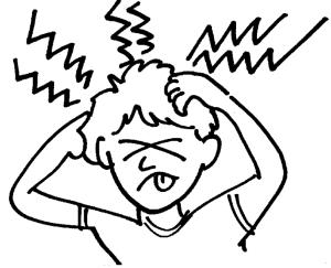 EFL Clipart Headache