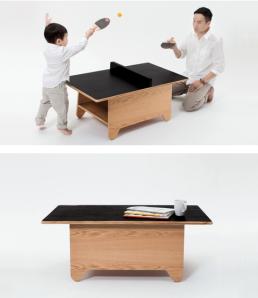 huzi design ping pong