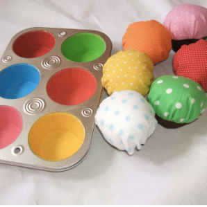 Naptime Crafter Cupcake Matching Game