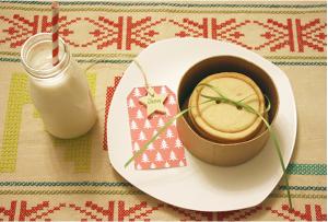 For Chic Sake Milk Button Cookies Recipe